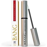 Bang–Siero per sopracciglia più sopracciglia in 2–4settimane Con Peptidi + Olio di Argan e olio di ricino–dagli esperti di crescita dei capelli a Nourish Beaute