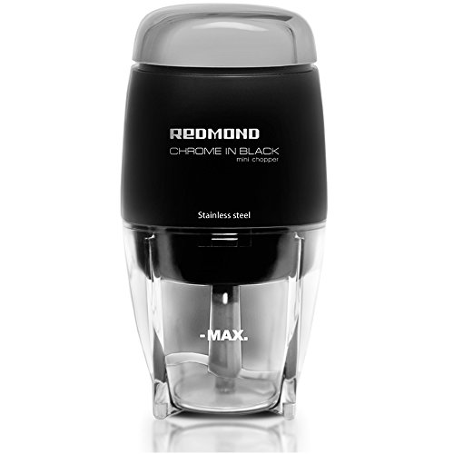 REDMOND RCR-3801 Chopper Grinder Ultra Sharp High Speed Wet/Dry Masala, Nut, Spices 350W 200ml  available at amazon for Rs.1725