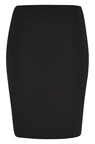 roman-originals-womens-textured-short-skirt-black-uk-size-10-20-16