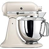 KitchenAid Küchenmaschine Artisan 4,8L Baiser Weiß