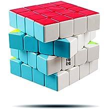 Cubo 4x4x4 4x4 Qiyi Yuan S velocidad gran calidad LEVEL25