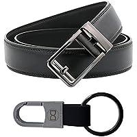 2a5a4ba571c2 Men s Automatic Black Leather Belt