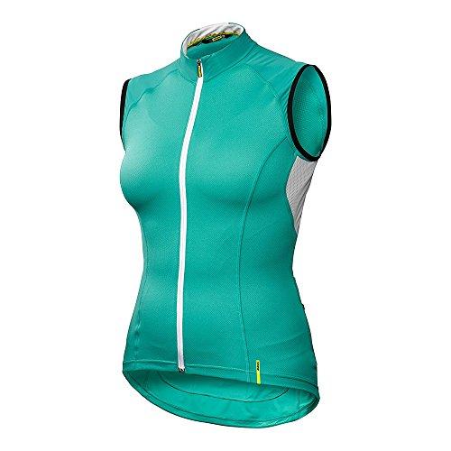 Mavic Ksyrium Elite SL Jersey W, grün, Größe M -