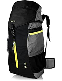 Novex Rucksacks Grey Voyage Hiking Bag
