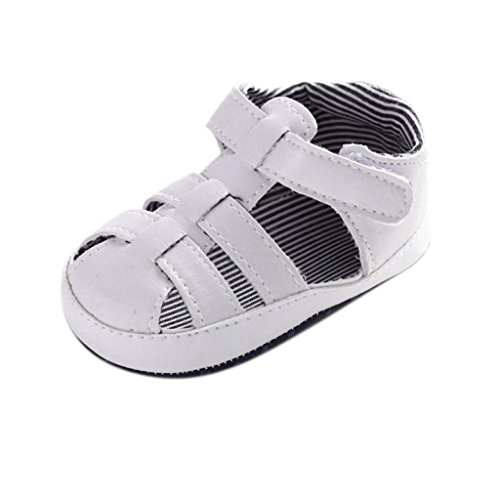 Tefamore Baby Girl Boys Soft Sole Crib Sandals Shoes Sneaker