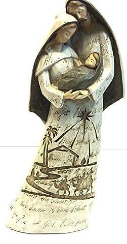 25.40 cm, Maria, Josef Und Das Jesuskind