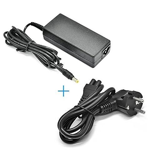 iProtect Netzteil Ladegerät AC Adapter 18.5V / 3.5A / 65W / 4.7x1.7 mm für HP Notebooks