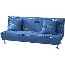 Sofá de 3 plazas impermeable Sofá de protector muebles coberturas sobre DOS Sofá Clic clac 3