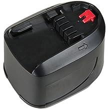 Mitsuru® 3000mAh Li-Ion 18V batería para Bosch GBA 18 V 3,0 Ah M-C Professional 2607336236