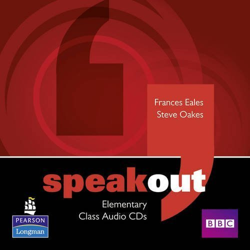 Speakout Elementary Class CD (x2) by Frances Eales (2011-01-13)