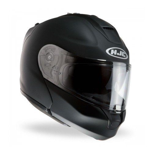HJC R-PHA MAX Evo - Casco, color negro mate