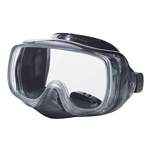 Preisvergleich Produktbild TUSA Sport Tusa Imprex 3d–Maske, Schwarz