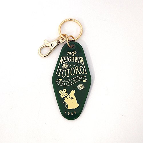 Movic Studio Ghibli Mi vecino Totoro placa clave encanto 0417–14