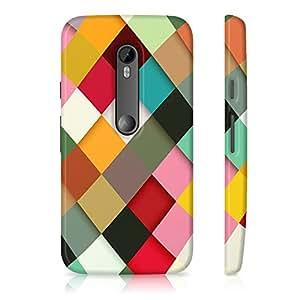 Amey Printed Back Case Cover For Motorola Moto G 3Rd Generation , Moto G3 (Multi-Coloured)