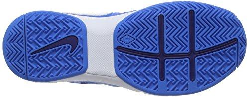Nike Air Vapor Advantage, Chaussures de Tennis Femme Bleu - Blue (414 Blue)