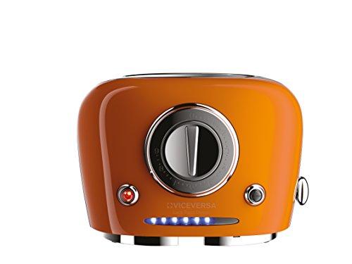 Viceversa VV50022 TIX Grille-pain Orange