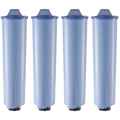 4 Wasserfilter I Filterpatronen Claris Blue für Jura ENA Kaffeevollautomaten geeignet