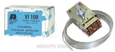 COLDIS - thermostat varifix vi109 pour réfrigérateur
