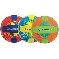 Schildkröt Funsports Pelota de Voleibol de Playa de Neopreno, Tamaño 5, Ø 21 cm, Colores Surtidos, 970285