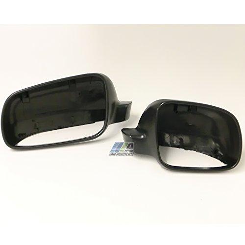 ATBreuer 63545 Spiegelkappe schwarz Set links + rechts