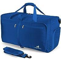 NEEKFOX Foldable Travel Duffel Bag Large Sports Duffle Gym Bag Packable  Lightweight Travel Luggage Bag for 6ae0b8278a