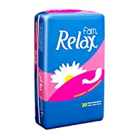 Sanita Fam Relax Maternity Pads, 20 Pads