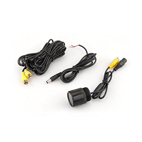 Auto Nummernschildhalter 8 LED Backup IR Kamera wasserdichte Nachtsicht beweglicher Auto Rückseiten