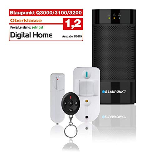 Blaupunkt Smart Home Security Visual Monitoring Set