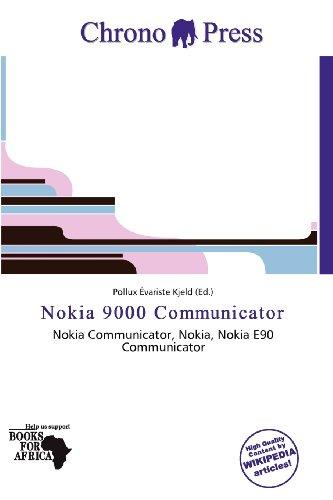 Nokia 9000 Communicator Nokia Communicator