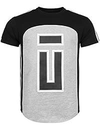 T-Shirt Unkut Asphalt Gris