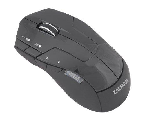 Zalman ZM-M300 - Ratón (USB, Juego, Rueda, Óptico, Cable, PC)