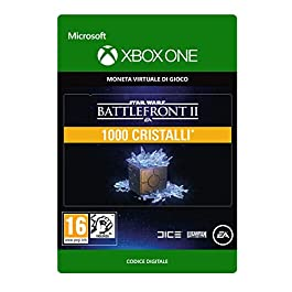 STAR WARS BATTLEFRONT II 1000 CRYSTALS – Xbox One – Codice download