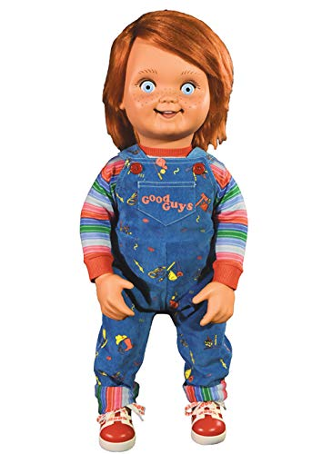 Trick Or Treat Studios Muñeco Chucky 89 cm. Muñeco diabólico 2. Escala 1:1. Tot