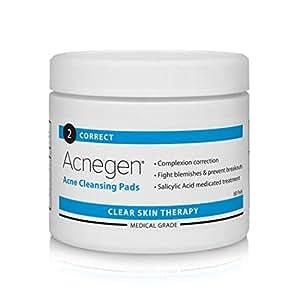 Acnegen – Disques nettoyants contre l'acné - 60 disques