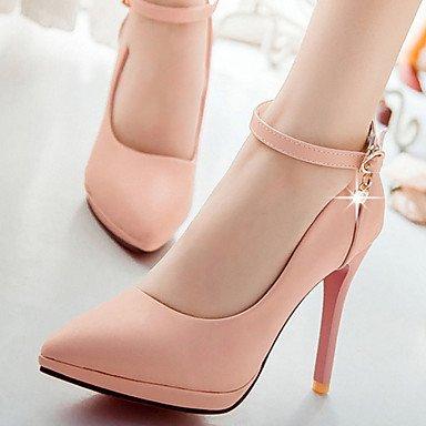 Zormey Women'S Shoes Stiletto Heel/Plattform/Schuhe Heels Party & Amp Abend-/Kleid Blau/Rosa/Mandel US10.5 / EU42 / UK8.5 / CN43
