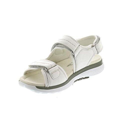 Gabor , Sandales pour femme blanc weiß Weiß