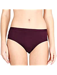 ad0eb8bec407 lux cozi for her super cotton plain ch-hipster panty (#201) pack