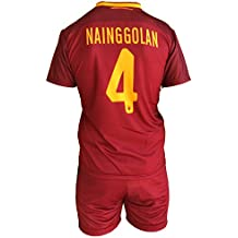 traje de futbol ROMA baratos