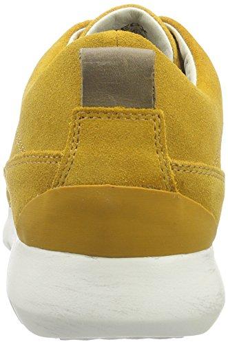 Geox U Gektor B Abx B, Baskets Basses Homme Jaune (C2021)