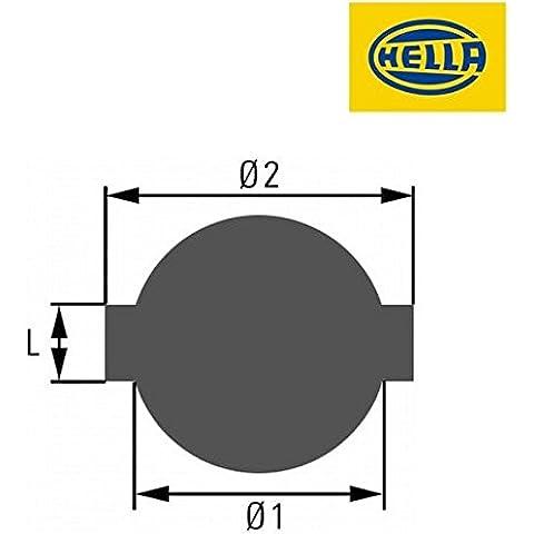 HELLA 8XY 004 721-001 Tapa, depósito de combustible