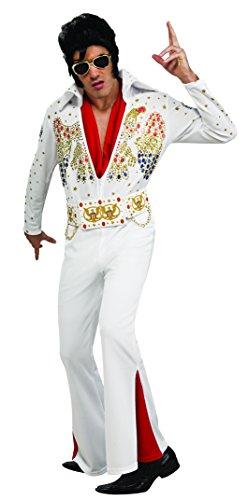 Rubies Deutschland 3 889050 XL - Deluxe Elvis Größe 54/56 - Deluxe Kinder Elvis Kostüm