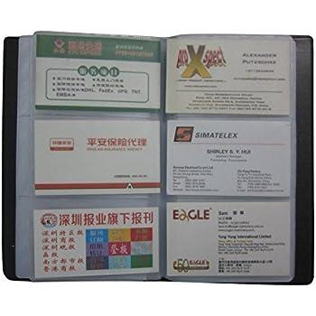 d45269c5c5b Exacompta - 75034E Exactive - Porte cartes de visite détachable ...