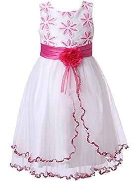 Principessa Vestito a strati inferiori Size Richie Casa delle ragazze 3-12 RH2141