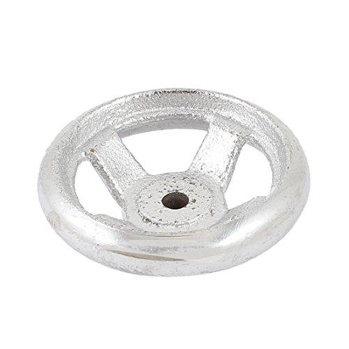 Stellrad (sourcingmap® 69mm x 29mm rund Metall Handrad Stellrad Handkurbel für Drehmaschine)