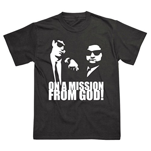 Blues Brothers On a Mission From God T-Shirt