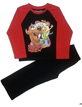 Scooby Doo - Pijama dos piezas - Manga Larga - para niño