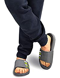 enorme sconto varietà di disegni e colori outlet in vendita Amazon.it: Gomma - Pantofole / Scarpe da uomo: Scarpe e borse
