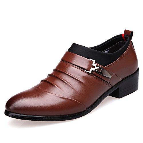 Erhöhte Herren Sommerschuh/Business casual Schuhe/ Fuß setzt Schuhe von England/ atmungsaktive Kleidung Schuhe C