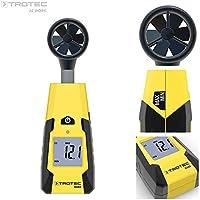TROTEC 3510205042 BA06 Flügelrad-Anemometer