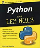 Python pour les Nuls - First Interactive - 14/01/2016